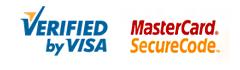 Verified by Visa - MasterCard SecureCode